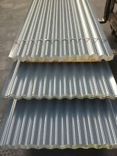 Metal Corrugated, Roofing panels, Slate Blue colour, Polyester coating, 0.7mm