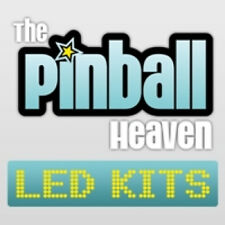 LED Kit for Tommy pinball. Superbright kit!