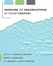 Inventing the Organizations of the 21st Century-ExLibrary