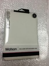 Brand New Incipio Watson Folio White Wallet with Removable Case for iPad Air