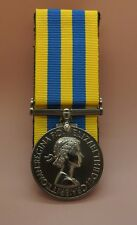 Full Size Court Mounted Korea Korean War Medal