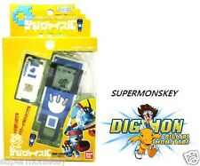 BANDAI DIGIMON SAVERS DIGIVICE GAME IC DATA LINK 10X (102 BLUE)