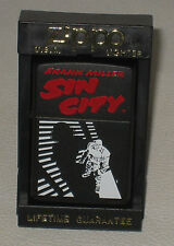 1995 Frank Miller Sin City Zippo Lighter FX95 Exclusive only 50 made MIB #BR221
