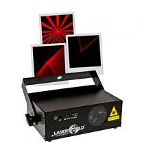 Laser rojo 120mW EL-120R Laserworld