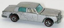 Redline Hotwheels Grey 1969 Rolls Royce Silver Shaddow oc12070