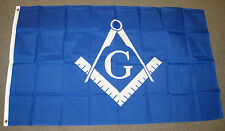 3X5 MASONIC FLAG MASON FLAGS BANNER SIGN NEW 3'X5' F515