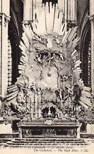 Amiens - La Cathédrale - Le Maître Autel - The High Altar