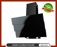 MAAN Cooker Hood Bravo Black GPz500 60cm! Glass! FALL Special! 12 hoods Only