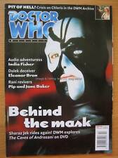 Dr Doctor Who magazine issue 304 30 May 2001 Eleanor Bron India Fisher Pip Baker