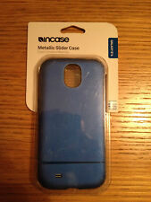 NEW SEALED Incase CL69264 Samsung Galaxy S4 Slider Case Cover Shell Cobalt Blue