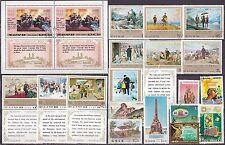Lot Gemälde und Propaganda meist mit Kim Il Sung aus dem nördlichen Korea