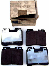 MERCEDES S CLASS W140 GENUINE PAGID FRONT BRAKE PAD SET A0024202620