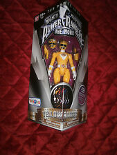 "MIGHTY MORPHIN POWER RANGERS THE MOVIE YELLOW RANGER 5"" FIGURE ONLY AT TOYS R US"