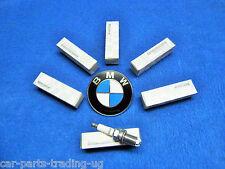 BMW e34 520i 525i Zündkerze NEU Satz Spark Plug NEW Set NGK M50 Motor 9064619