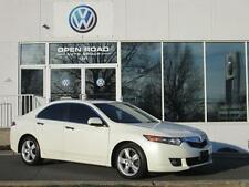 Acura: TSX 4dr Sdn I4 A