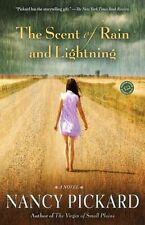 The Scent of Rain and Lightning: A Novel-ExLibrary