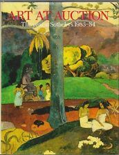 Art at Auction The Year at Sotheby's 1983-84 Illustrated with Prices HCDJ