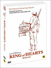 KING OF HEARTS / Le Roi De Coeur (1966) - Philippe De Broca DVD *NEW