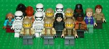 LEGO Star Wars: Episode 7 - Mini Figure Lot - 17 Minifigs / Mini Figures