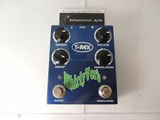 T-REX WHIRLY VERB REVERB EFFECTS PEDAL MODULATION WHIRLYVERB  FREE SHIPPING!!!