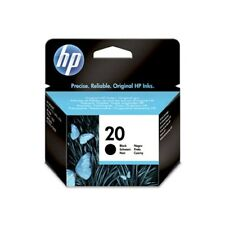 ORIGINAL & SEALED HP20 / C6614D BLACK INK CARTRIDGE - SWIFTLY POSTED