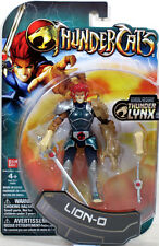 "Thundercats 4"" Scale LION-O 4-inch Action Figure animated Bandai NEW NIP"