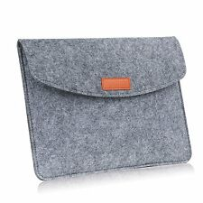 Samsung Galaxy Tab S2 9.7 Case Felt Sleeve Bag Portable Watter Proof Pockets New