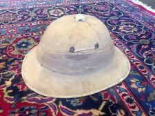 Portuguese East Africa Pith Helmet WW1 schutztruppe, casque colonial salacot
