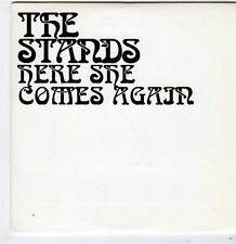 (FG982) The Stands, Here She Comes Again - 2004 DJ CD