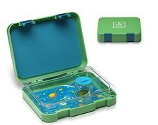 KIDTAINERS Kidtainers - Sturdy Leakproof Bento Lunch Box for Kids with Solar