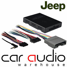 Jeep Wrangler 2007 On Car Stereo Amplified Active Speaker Adaptor Lead