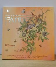 How to draw and paint Fairies Ravenscroft step by step guide