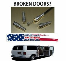 FORD VAN Fix  BROKEN RIGHT SIDE or BACK Door FORD ECONOLINE 92-2007