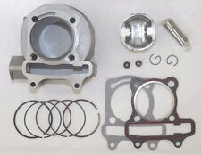 Big Bore Cylinder Kit 125cc 52mm for 152QMI GY6 125cc ATV Scooter TAOTAO Roketa