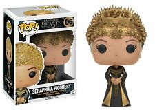 Funko POP! Vinyl Fantastic Beasts Seraphina Picquery Model Figurine Statue No 06