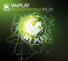Weplay-Club Essentials Vol.3 von Various Artists (2013), Neu OVP, 3 CD Set
