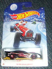 "Hot Wheels Walmart exclusive 2014 Holiday Hot Rods ""70 PRO STOCK CAMERO"" 1/8"