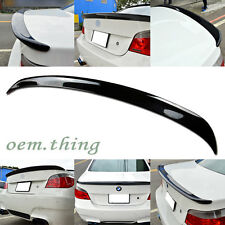 PAINTED BMW E60 5 SERIES A BOOT TRUNK SPOILER M5 535i 550i 520d 530xd 523i