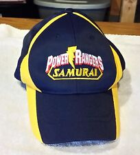 Power Rangers Samurai Leopold Trucker Baseball Hat Youth