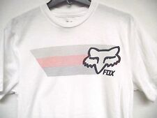 Fox Racing Mens Fox  Logo Short Sleeve Tee Motocross T-Shirt MX Apparel M