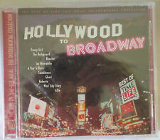 HOLLYWOOD TO BROADWAY - TIME-LIFE INSTRUMENTAL COLLECTION  CD   - NEW