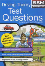 BSM Driving Theory Test Questions for car drivers and motorists, British School