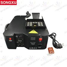 SONGXU 1500W DMX LED Fog Machine Pyro Vertical Smoke Machine For Wedding Stage