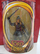 "Lord of the Rings Eomer Two Towers Sword attack action,action figure NIB 6.5"" H"