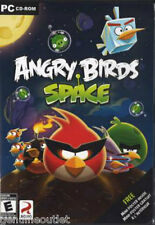 PC ANGRY BIRDS SPACE for PC SEALED NEW