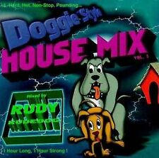 Rude-Dog: Doggie Style House Mix Vol 1  Audio Cassette