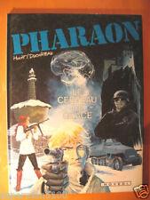 Pharaon-Tome 2-Le Cerveau de Glace-Duchâteau-Hulet-EO