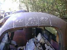 48 49 50 51 52 FORD PU TRUCK roof cuts HOT RAT ROD FLATHEAD V8