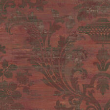 Damask Victorian Aged Wallpaper CH22559 Double Roll  FREE SHIPPING