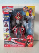 Power Rangers Super Megaforce Turbo Falcon Megazord Action Figure New In Box